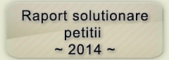 Raport solutionare petitii